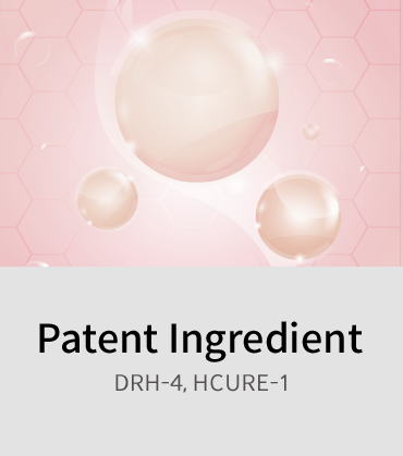 Patent Ingredient DRH-4, HCURE-1